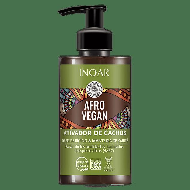 Activador Afro Vegan