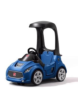 Correpasillo Turbo Coupe Azul