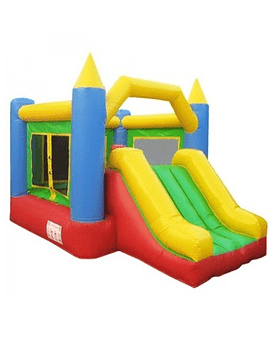 JUEGO INFLABLE CASTILLO 4X3