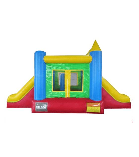 Castillo Doble Tobogan 4x3