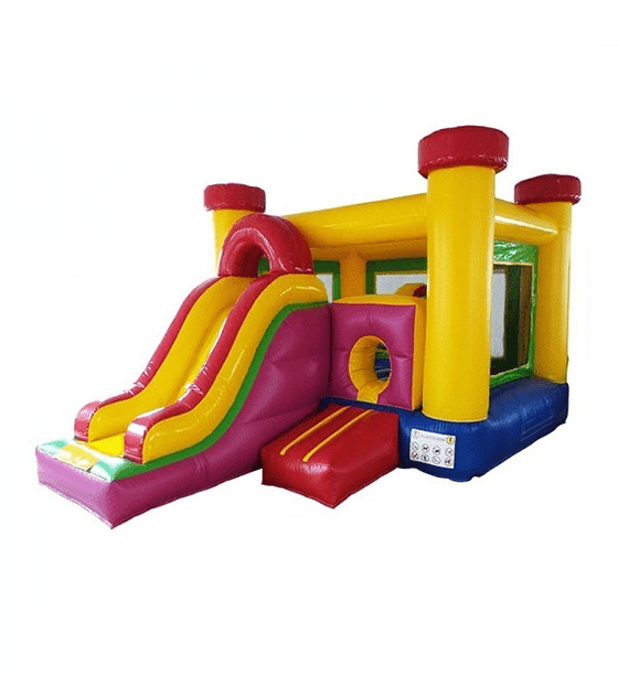 JUEGO INFLABLE MULTIPROPOSITO 6X4