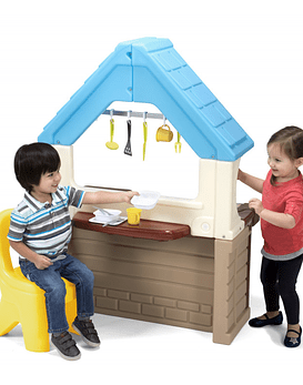 Cocina Infantil Garden View