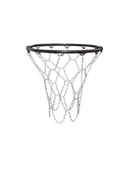 MALLA METAL ARO BASKETBALL