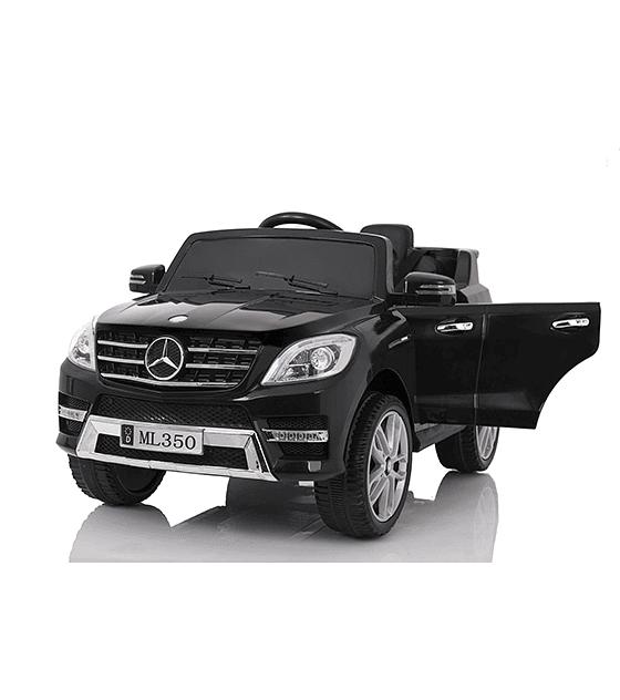 Auto Electrico 12v Licencia Mercedes Benz ML350