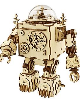 Puzzle 3D ROBOTIME ORPHEUS