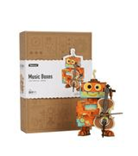Caja de música ROBOTIME