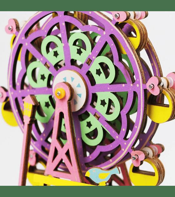 Caja musical Robotime (Ferris Wheel)