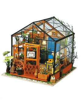 Casa de flores Robotime