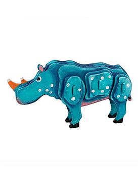 Robotime Rhinoceros