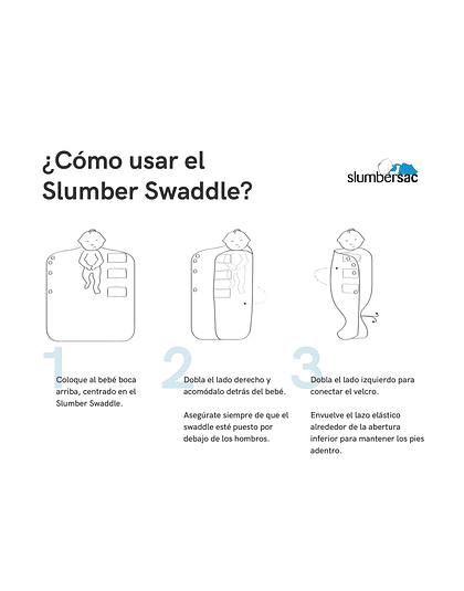 Slumber Swaddle Teddy - SWD66