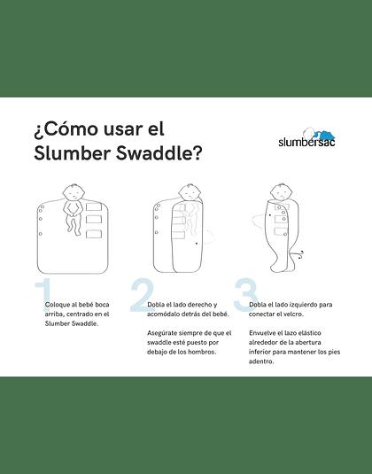 Slumber Swaddle Turquesa - SWD11
