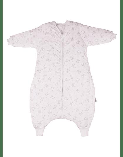 Teddy Feet- long sleeves 663-35LS