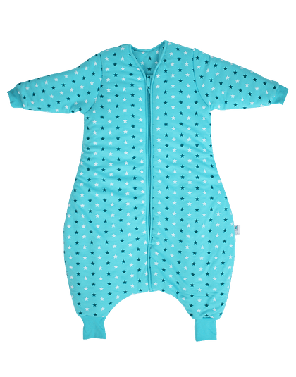 Teal Star Feet - 671-35LS