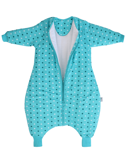 Teal Star Feet - 674-35LS
