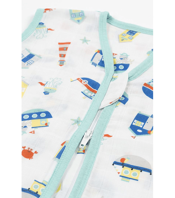 Nautical Muselina - 864-02