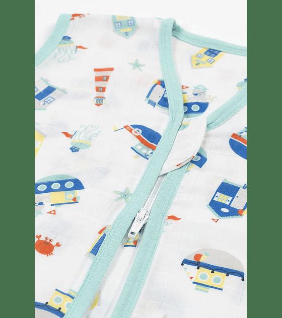 Nautical Muselina - 865-02