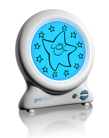 Gro Clock reloj despertador educativo