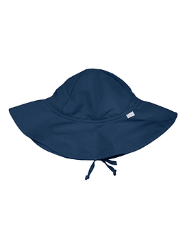 Sombrero Brim Filtro UV Azul Oscuro I Play