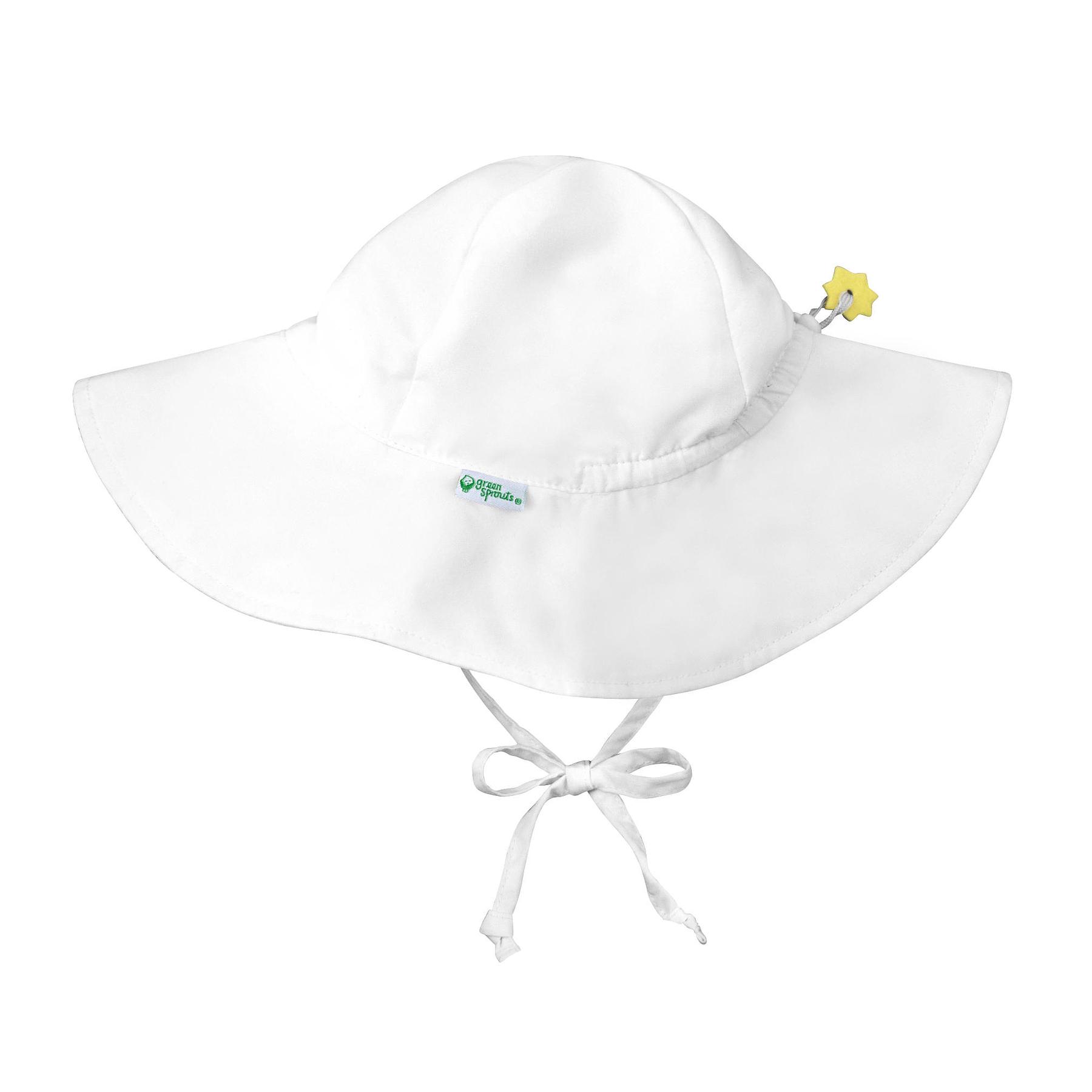 Sombrero Brim con Filtro UV Blanco I Play