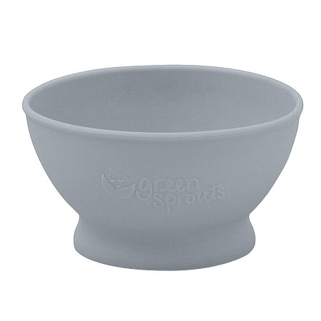 Bowl de Silicona Gris +6 meses