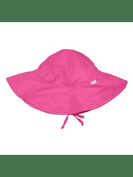 Sombrero Solid Brim Fucsia Iplay