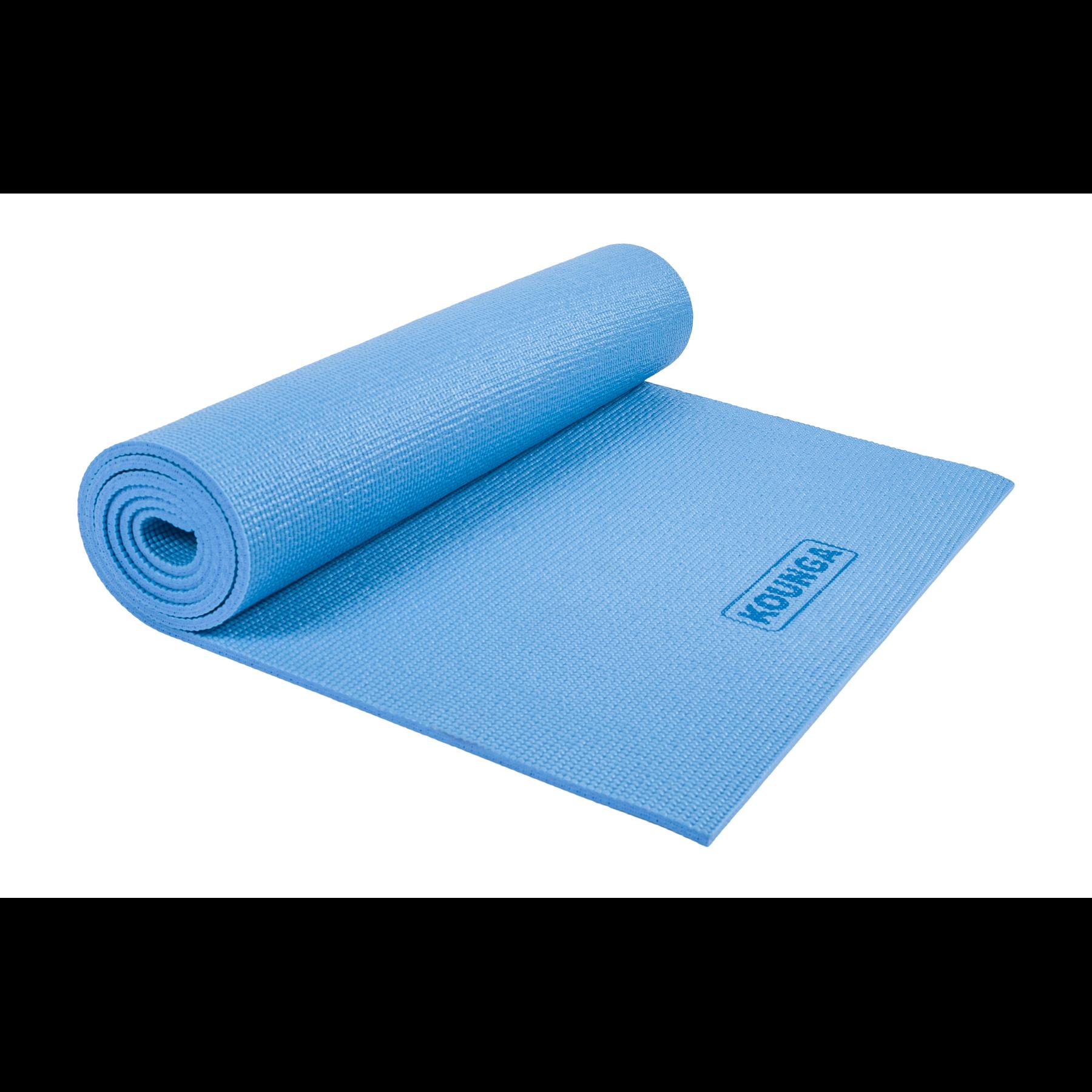 Mat de Yoga Kounga Azul 8mm Comfipro