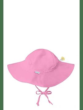 Sombrero Con Filtro Brim Rosado Claro Iplay