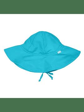 Sombrero Brim con Filtro UV Celeste I Play