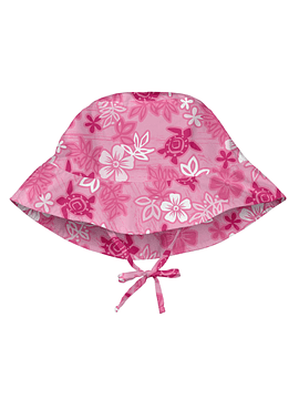 Sombrero Bucket Rosado Hawaii