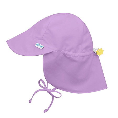 Sombrero Solid Flap Lavanda Iplay