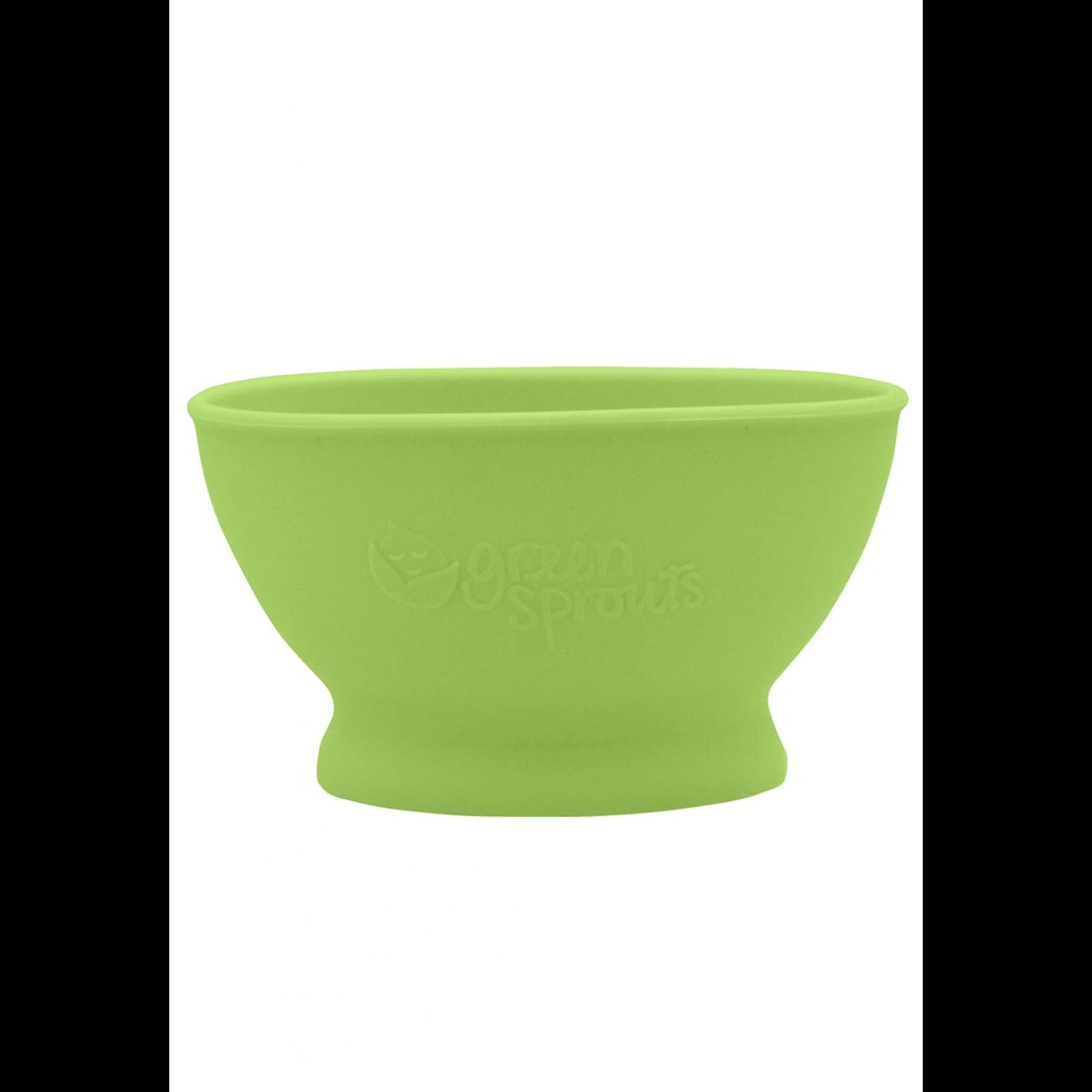 Bowl Silicona Verde +6 meses