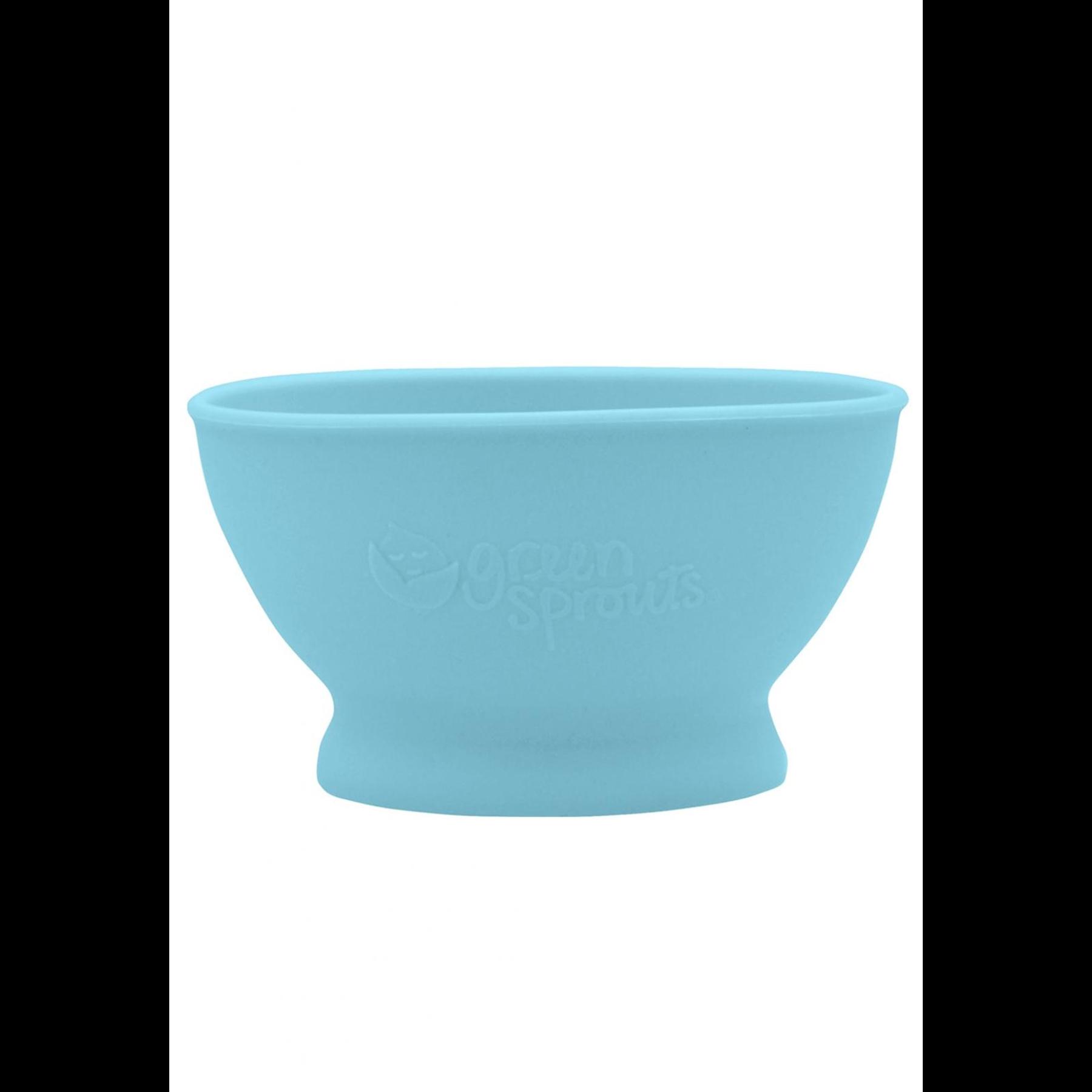 Bowl Silicona Celeste +6 meses