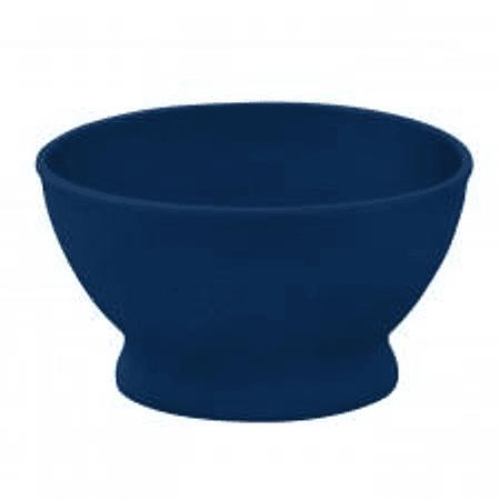 Bowl de Silicona Azul Oscuro +6 meses