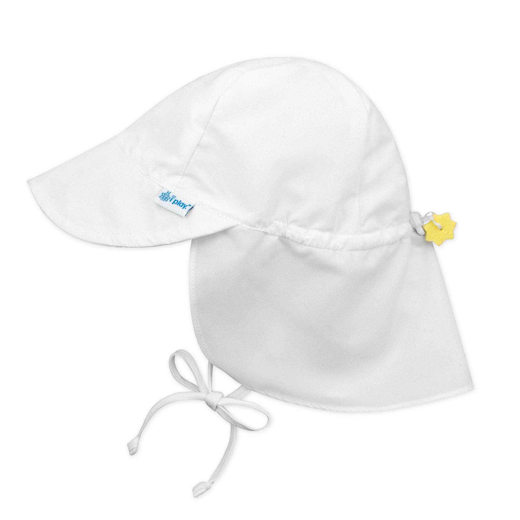 Sombrero Flap Blanco Iplay