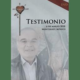 Testimonio de Marino Restrepo / Formato DVD