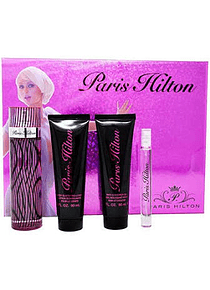 (W) ESTUCHE - Paris Hilton 100 ml EDP Spray