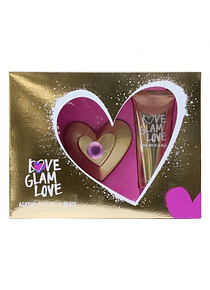 (W) ESTUCHE - Love Glam Love 80 ml EDT Spray