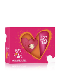(W) ESTUCHE - Love Love Love 80 ml EDT Spray