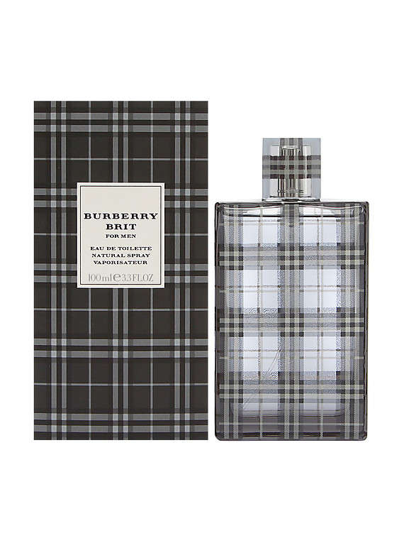 (M) Burberry Brit 100 ml EDT Spray