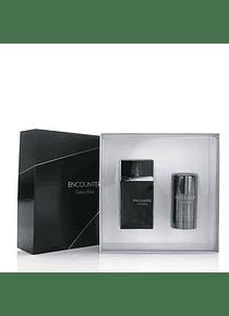 (M) ESTUCHE - Encounter 100 ml EDT Spray