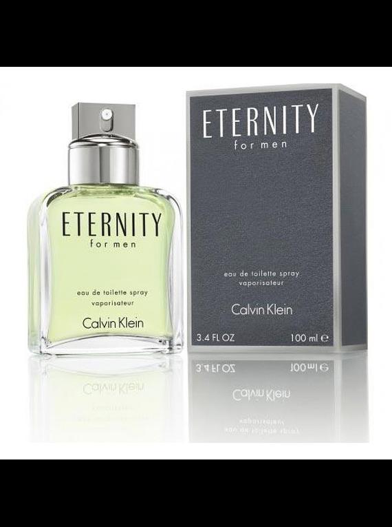 (M) Eternity 100 ml EDT Spray
