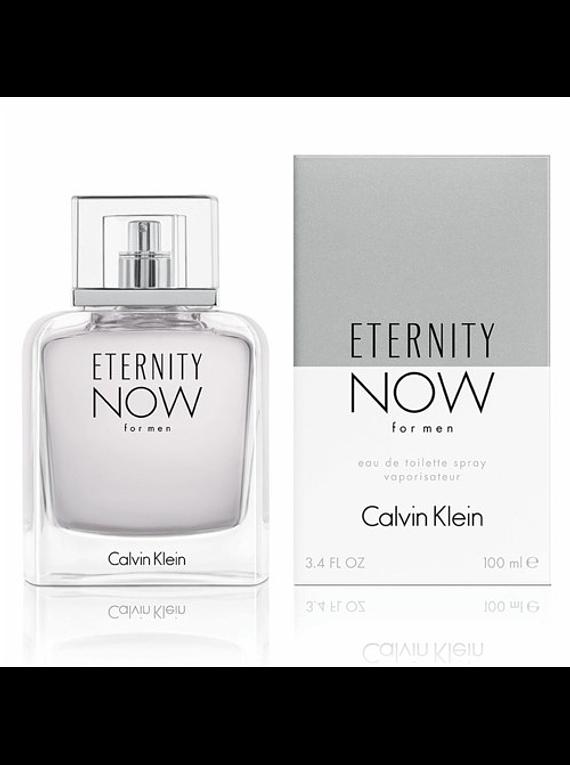 (M) Eternity Now 100 ml EDT Spray