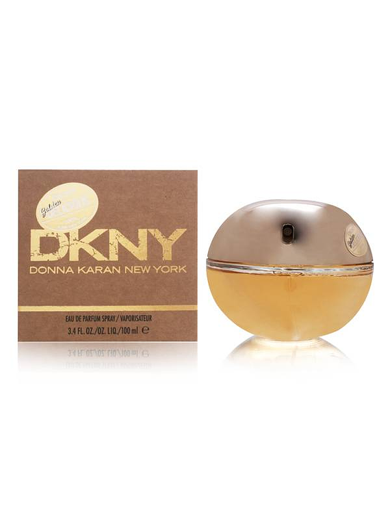 (W) DKNY Golden Delicious 100 ml EDP Spray