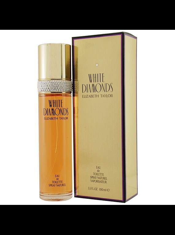 (W) White Diamonds 100 ml EDT Spray