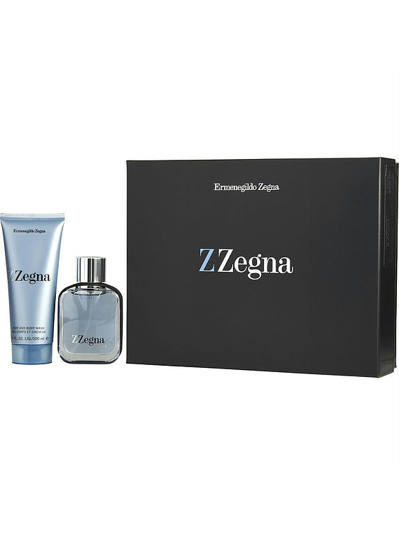 (M) ESTUCHE - Z Zegna 100 ml EDT Spray
