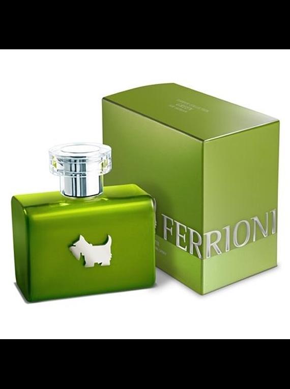 (W) Ferrioni Terrier Green 100 ml EDT Spray