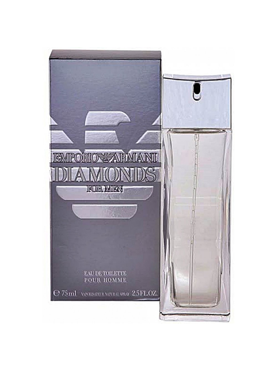 (M) Emporio Armani Diamonds 75 ml EDT Spray