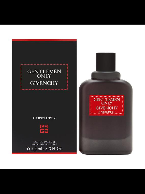 (M) Gentlemen Only Absolute 100 ml EDP Spray