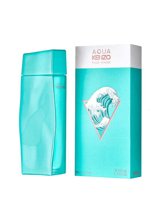 (W) Aqua Kenzo 100 ml EDT Spray