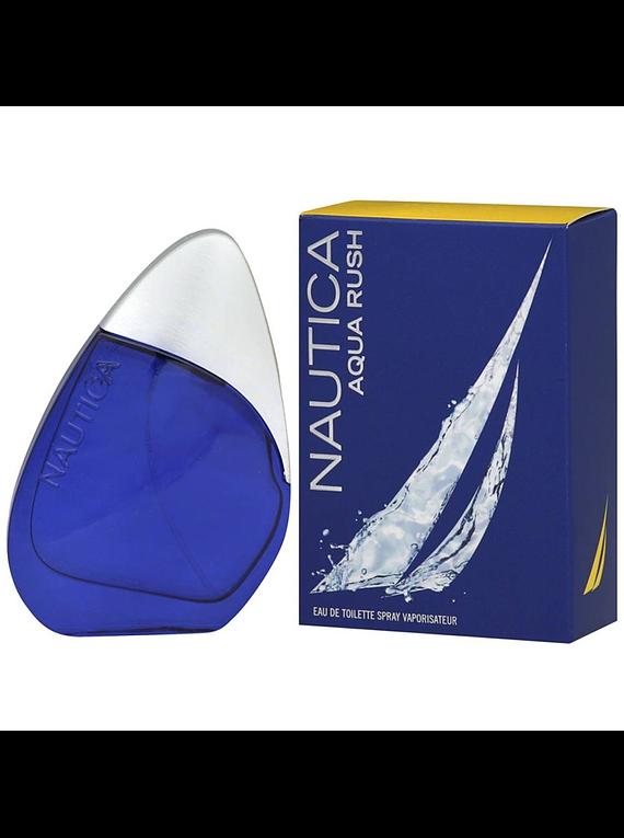 (M) Nautica Aqua Rush 100 ml EDT Spray